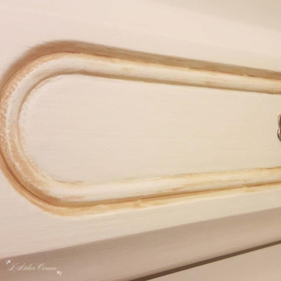 Patine du tiroir